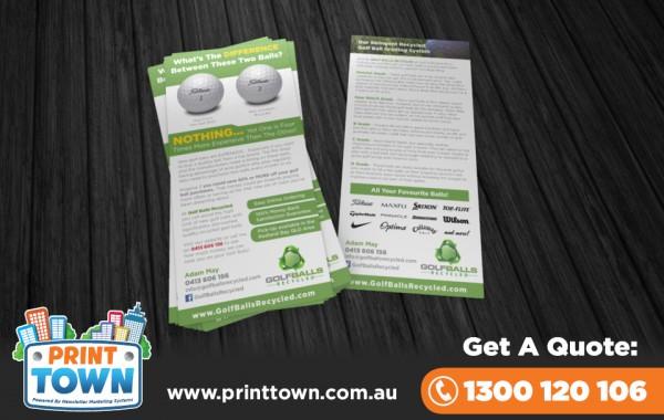 Golf Balls Recycled
