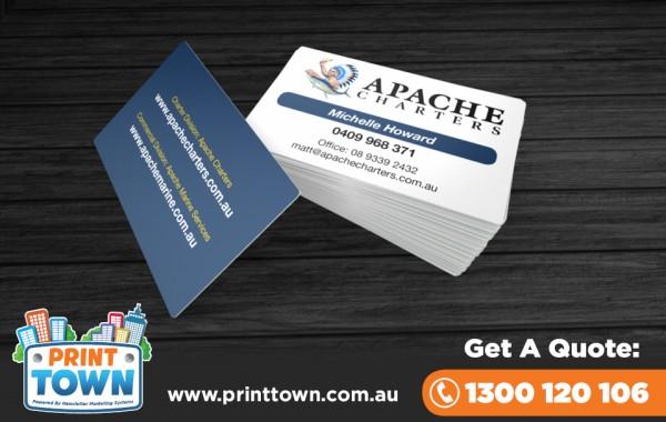 Apache Charters
